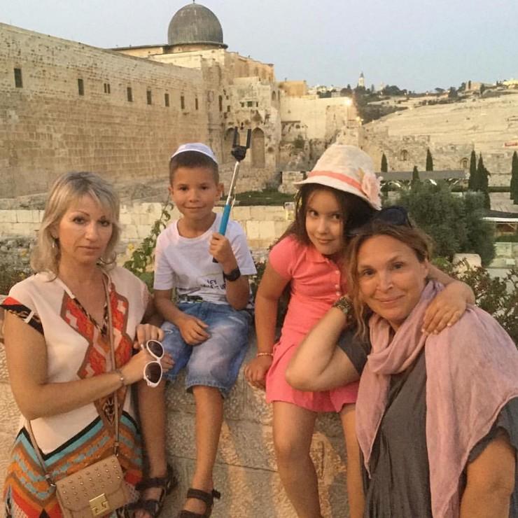Всю свою жизнь Марина Могилевская просила Бога о ребенке – и стала мамой в 41 год